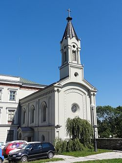 Kaplica zamkowa św. Anny w Bielsku-Białej