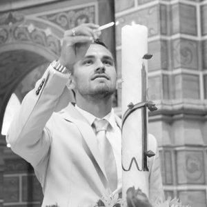 chrzest - sesja fotograficzna